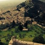 Assisi dalla Rocca Minore