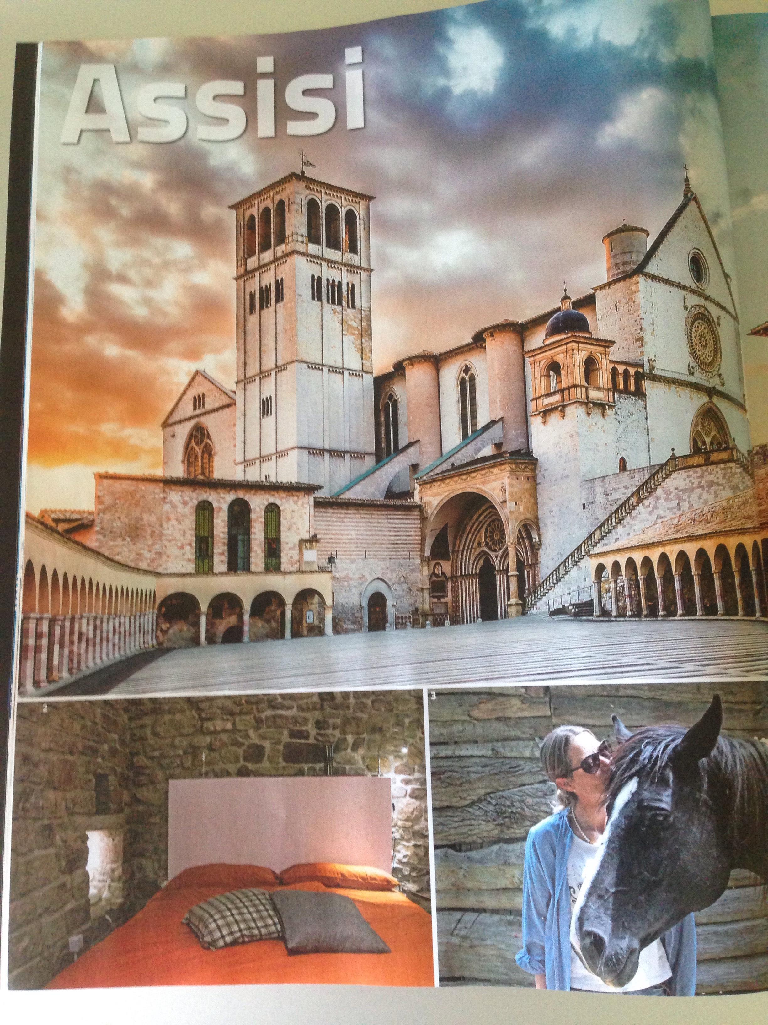 Storytelling residenza la corte assisi for Soggiorno ad assisi