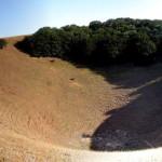 il mortaro, Assisi, monte subasio