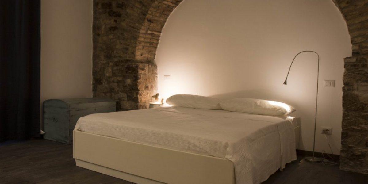Stanza Blu – B&B Residenza La Corte Assisi